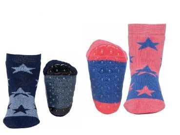 ABS Vollsohle Kindersocken