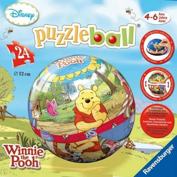Puzzle Ball Winnie the Pooh